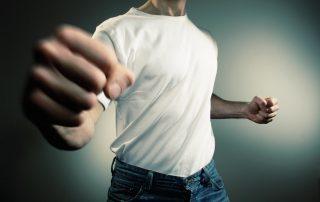 Cause d'un TCC : Violence physique - Connexion >TCC.QC
