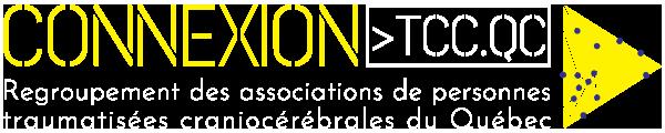 Logo inversé de Connexion >TCC.QC