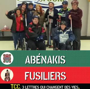 Équipe : Abénakis / Fusiliers - Connexion >TCC.QC