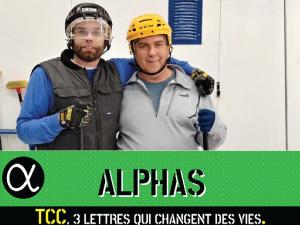 Équipe : Alphas - Connexion >TCC.QC