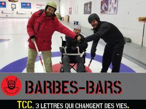 Équipe : Barbe-Bars - Connexion >TCC.QC