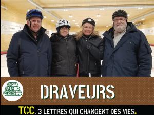 Équipe : Draveurs - Connexion >TCC.QC