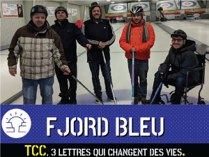 Équipe : Fjord Bleu - Connexion >TCC.QC