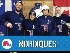 Équipe : Nordiques - Connexion >TCC.QC