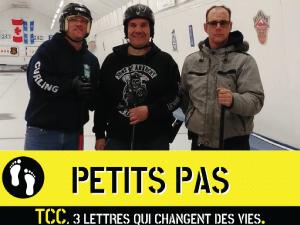 Équipe : Petits Pas - Connexion >TCC.QC
