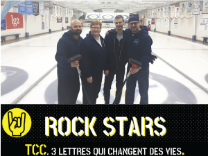 Équipe : Rock Stars - Connexion >TCC.QC