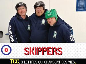 Équipe : Skippers - Connexion >TCC.QC